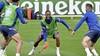 Spijkerpoepen op de training van Oranje: het komt steeds dichterbij | EK-column