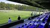 Lege tribunes in plaats van een 'voetbalfeestje': geen supporters bij derby Soest-Hooglanderveen. 'Maar als het straks drie graden is, komt er ook geen hond kijken'