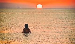 Fijn dagje aan het strand van Wijk aan Zee en Velsen-Noord: fotoreportage van fotograaf Heleen Vink