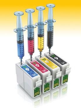 Navullen inktcartridges kan verantwoord