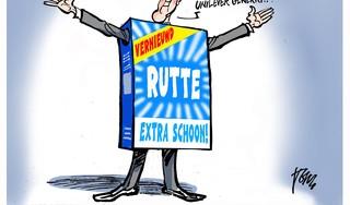 Persoonlijk antwoord op elk mailtje aan Rutte: 'Er kan zomaar één toeslagenaffaire tussen zitten'