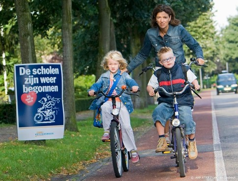 'Verkeersveiligheid kinderen sterk verbeterd'
