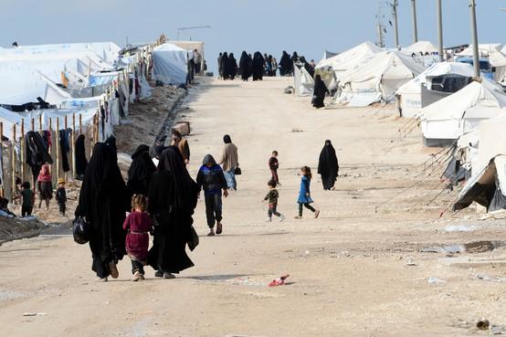 Angst om het terughalen van Nederlandse IS-kinderen uit Syrische kampen
