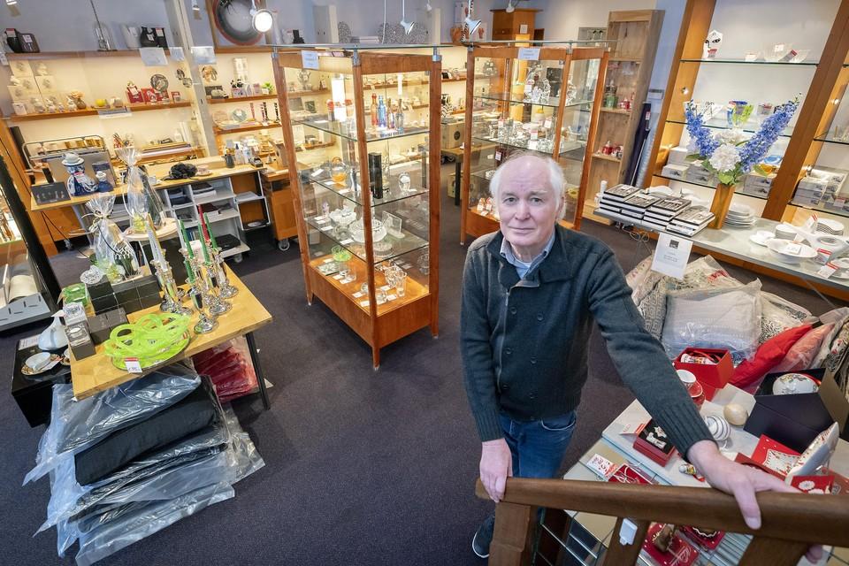 """Marc Meltzer: """"In Nederland kennen ze niet eens meer het verschil tussen aardewerk en porselein."""""""