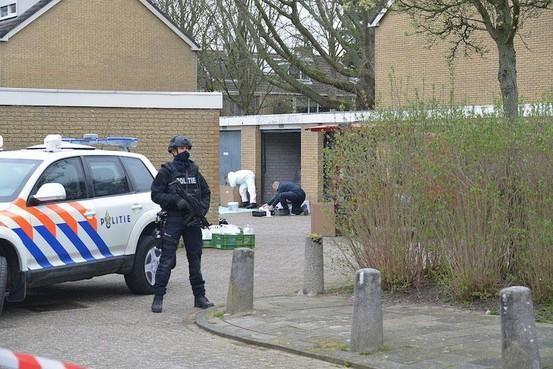 OM heeft meerdere verdachten op het oog voor berg vuurwapens in Hoofddorpse wijk Graan voor Visch