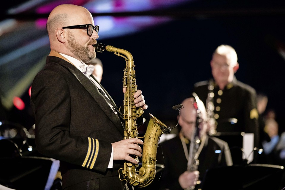 De 'Nacht van de Militaire Muziek' is een jaarlijks terugkerend evenement.