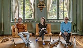 'Laula!' ontstijgt alle genres en tijd. Letse volksliedjes op barokmuziek knuffelen de oren