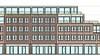 Winkels op begane grond nieuwbouw Maerten van Heemskerckstraat in Heemskerk. Niet uitsluitend appartementen. 'Want dat kan schadelijk zijn voor de vitaliteit van het centrum'