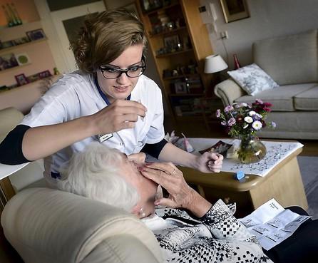 Bloemendaal: 600.000 euro tekort voor zorg