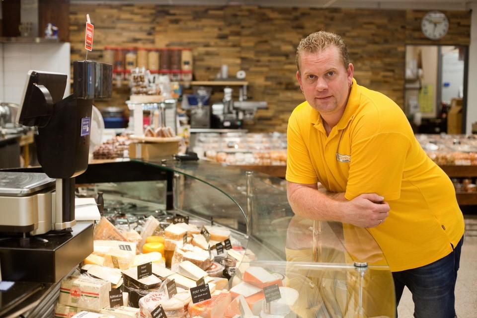 Simon Veraart: ,,Ik wist niks van kaas. Alleen dat ik het lekker vond op mijn boterham.''