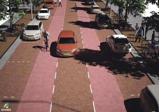 Werk aan Kennemerlaan IJmuiden duurt ruim een jaar