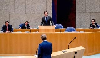 Rutte maakt ook excuses aan CDA'er Omtzigt om toeslagendossier