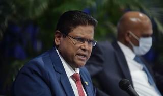 Regering Santokhi erft schuld van 2,55 miljard euro