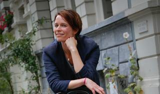 Hannah van Wieringen steekt in haar laatste column 'ons' een hart onder de riem: houd vol, houd afstand!