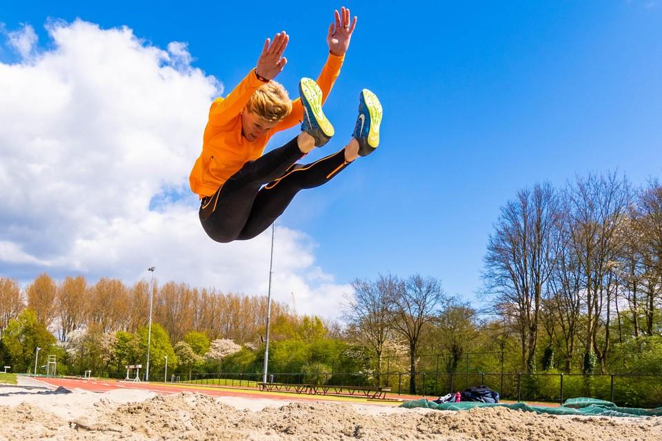 Hilversumse sportvrouw van het jaar, Wendy Visser.