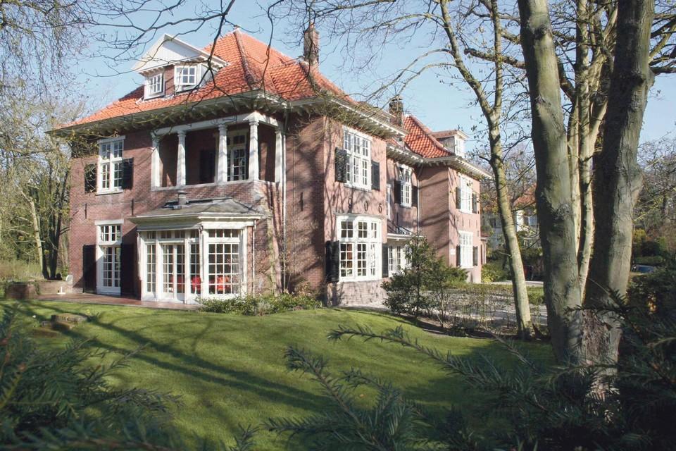 Het Sprengkommando zat in villa Zonneduin aan de Rijperweg in Bloemendaal.