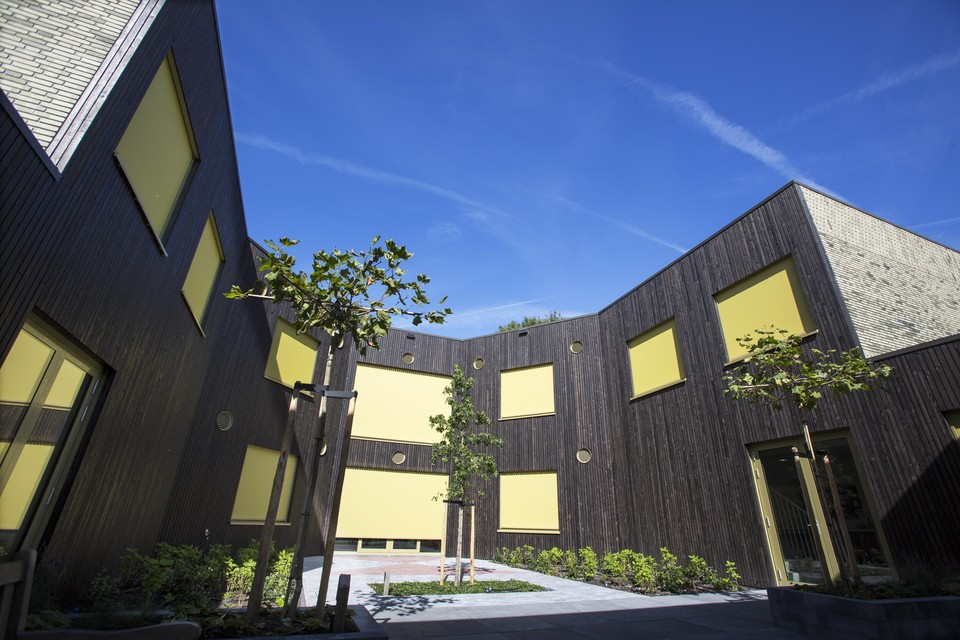 Uitbreiding basisschool De Molenwiek, ontwerp Mevrouw Meijer/Korth Tielens Architecten
