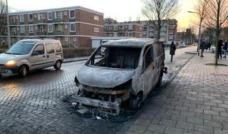 Schalkwijk een dag na de rellen: 'Het was alsof we in een film zaten, heel eng'