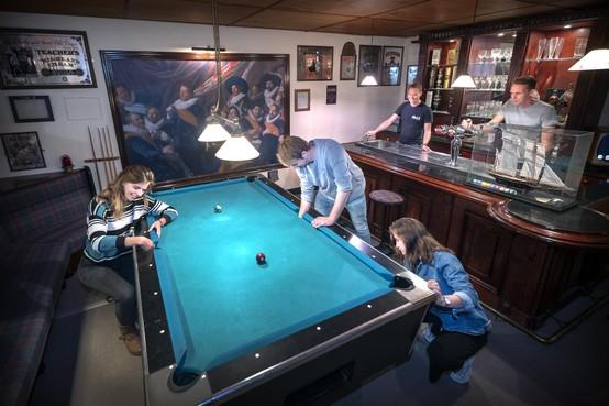'Ontsnappen' uit een Haarlemse bar