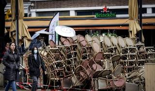KHN: uitstel opening terrassen klap in gezicht horecaondernemers