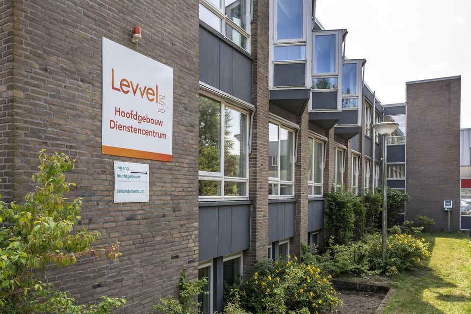 De locatie in Driehuis van jeugdhulporganisatie Levvel 5.
