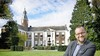 De 'corona-aandelen' leveren hotel-chateau Marquette in Heemskerk al ruim drie ton op. 'Het staat geparkeerd voor renovatie, en is dus ook alleen dáárvoor', zegt directeur/eigenaar Erik Kuiper-van den Berg