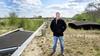 Gedreven gids en bewaarder Ziegel Ziegelaar blijft knokken voor 'Betonneke': restauratie Fort benoorden Spaarndam laat nog op zich wachten, omwonenden kunnen vanaf komende woensdag meedenken over toekomst complex