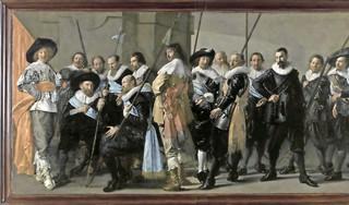 Kunstcollege online: Waarom maakte Frans Hals zijn Amsterdamse schuttersstuk niet zelf af?