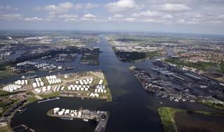 Havens in Noordzeekanaalgebied hadden het afgelopen jaar te maken een lagere overslag door corona en energietransitie