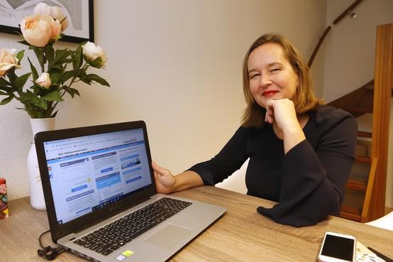 Arjanne Roelofs uit Hilversum helpt na carrièreswitch mensen afvallen