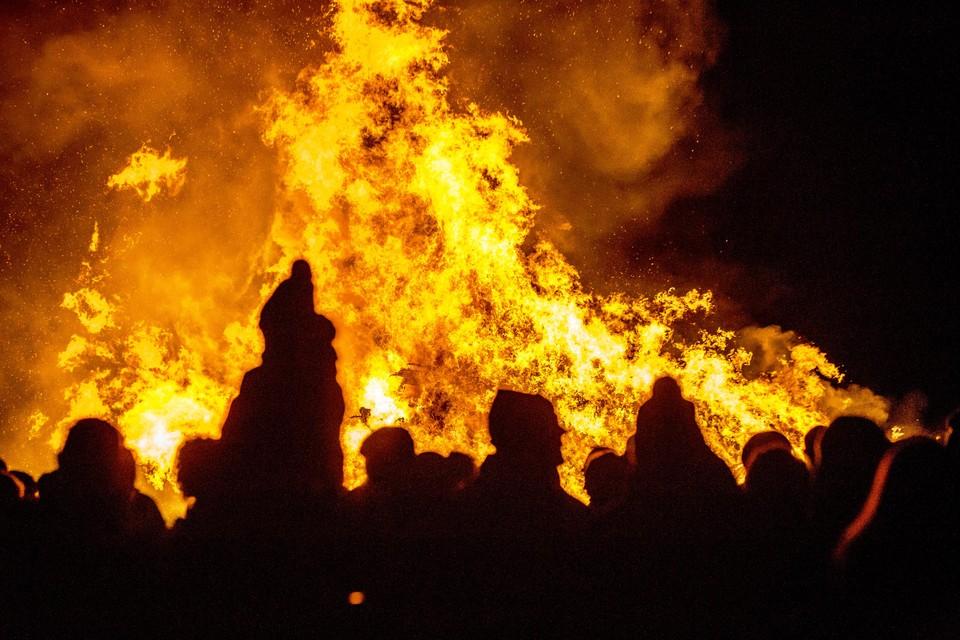 De kerstboomverbranding in 2019 blijkt achteraf gezien de laatste.