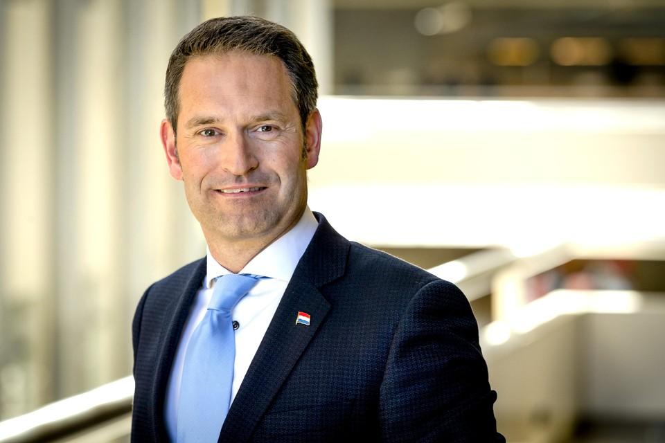De Haarlemse wethouder Michel Rog