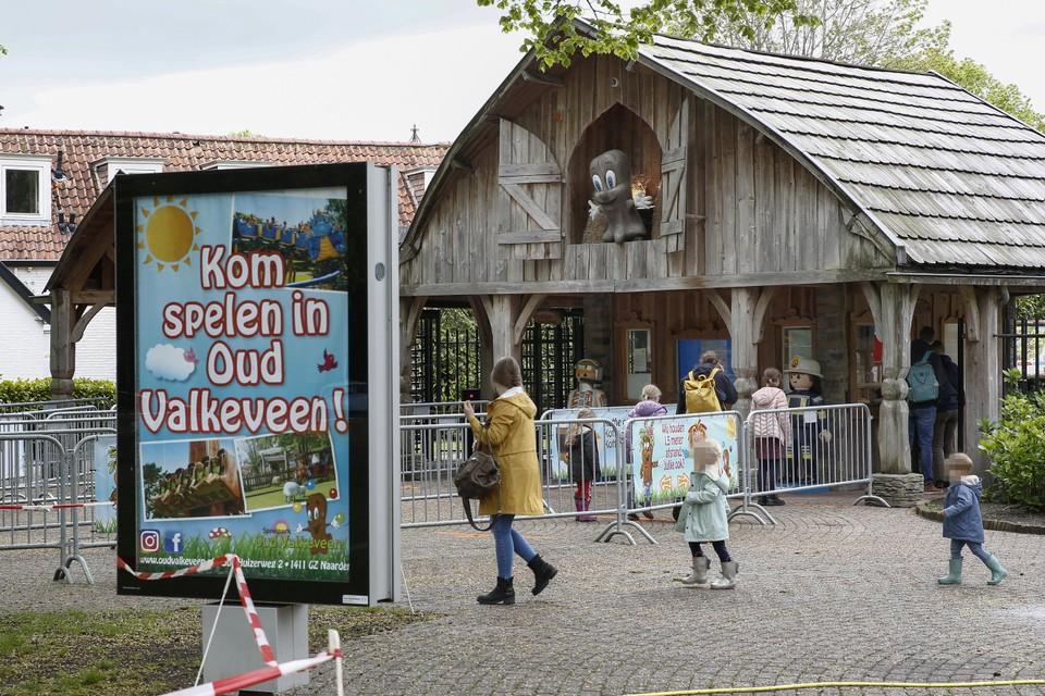 Speelpark Oud Valkeveen wil open blijven voor iedereen.