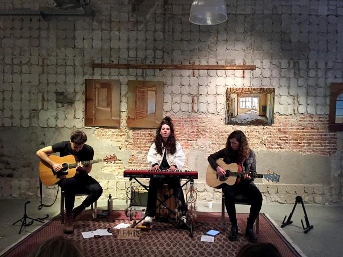 Haarlemse singer-songwriter Leah Rye weet precies wat ze wil [video]