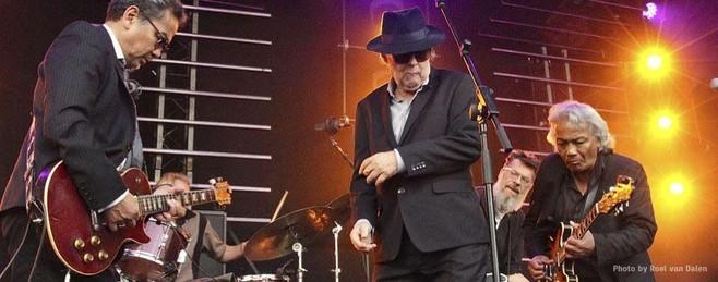 Documentaire over wederopstanding van blueszanger Oscar Benton uit IJmuiden
