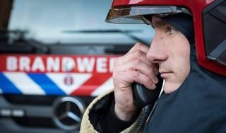Brand in flat in Geleen, bewoners geëvacueerd