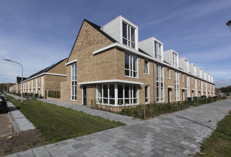 De Groene Linten in Parkwijk, ontwerp Boparai Associates.