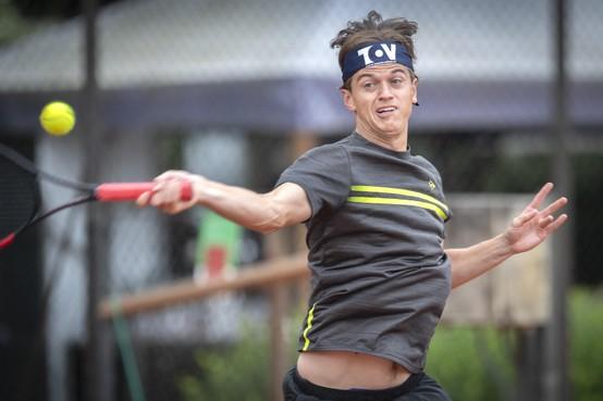 Kevin Griekspoor wint Invitatietoernooi LTC Ruïne van Brederode