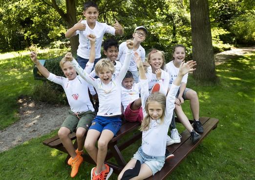 Kinderen geven zelf feestje in Haarlemmer Kweektuin met Kids Fest