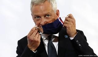 Franse minister Le Maire besmet met corona