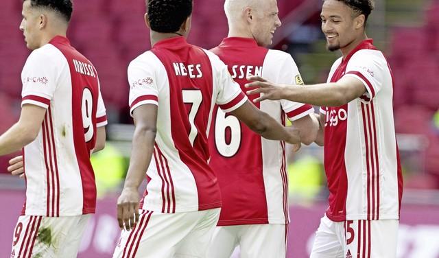 Ajax oefent tegen Bayern München en Anderlecht
