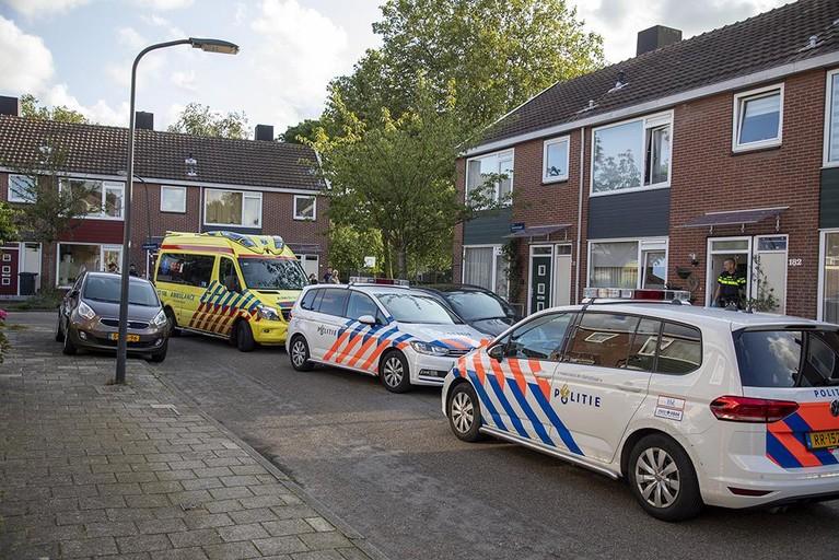 Vrouw gewond bij geweldsincident in woning in Haarlem