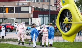 Meer dan 2000 coronapatiënten in ziekenhuizen