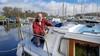 Zin in het nieuwe vaarseizoen: 'Met deze boot heb je elke dag vakantie'