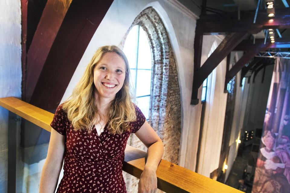Lise Koning: ,,De onderwerpen moeten te linken zijn aan een archiefstuk.''