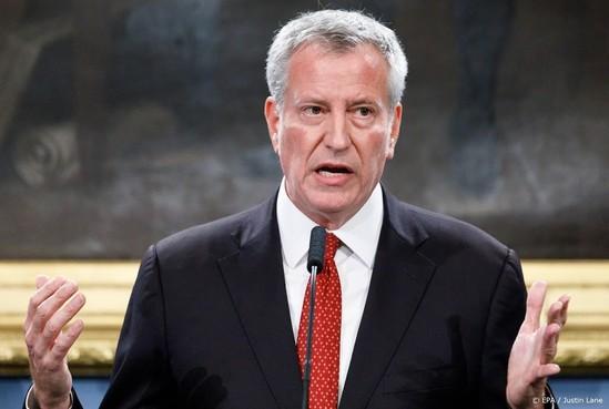 Burgemeester New York stapt uit presidentsrace