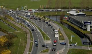 Zuid-Holland pakt 'Duinpolderweg' in Bollenstreek weer op, voorlopig zonder Noord-Holland