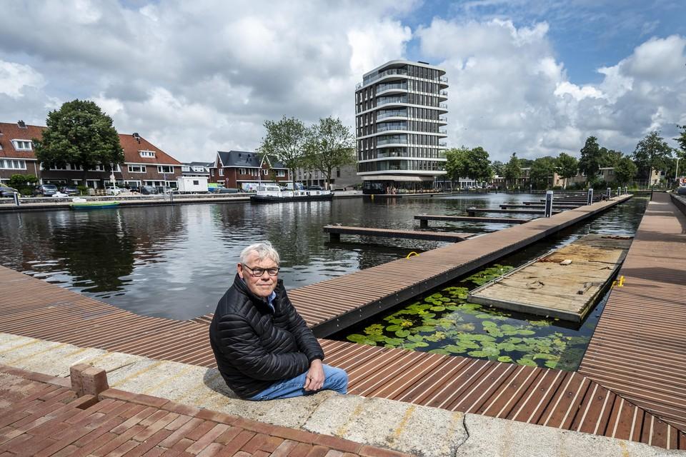 Harry Opheikens: ,,De ene vindt de nieuwe flat afschuwelijk, de ander vindt hem prachtig.''