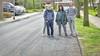 Gravel als asfalt: bewoners Graaf Willemlaan in Vogelenzang blijven klagen over het wegdek. 'Het is alsof je met een lekke band rijdt'