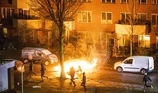 Veertien aanhoudingen bij rellen in Haarlem